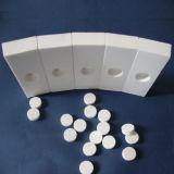 Resistente a la abrasión del rectángulo de cerámica ladrillos Lininer para la Industria de Generación de Energía