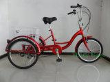 """20 """"de 6 velocidades Compras triciclo, tres bicicletas de ruedas (FP-TR030)"""