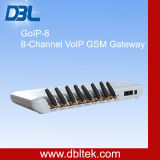 GoIP-8 8チャンネルVoIP GSM Gateway/GSM Phone