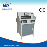 Fabrikant de programma-Controle van 18 Duim de Scherpe Machine van het Document (wd-4606R)