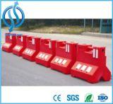 Barrière en plastique de sécurité routière de circulation