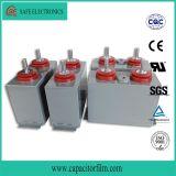 tipo capacitor do petróleo de 1200VDC 1500UF da C.C. de Impluse