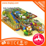 Hochwertige Kind-Innenspielplatz-Plastikschauspielhaus