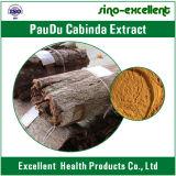Het Poeder van Pau DE Cabinda Extarct, de Seksuele Ingrediënten van de Verhoging