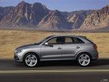 Etapa lateral elétrica das peças de automóvel do OEM Audi Q3