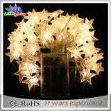 حارّ خداع مطر قطرة عيد ميلاد المسيح بطارية يشغل [لد] خيط أضواء
