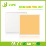 lampe de panneau à panneau plat du voyant de la lumière DEL de la modification DEL de 40W 600*600mm Dimmable&Color DEL