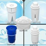 Jarro ambiental portátil do jarro do filtro de água