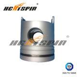 Motor-Kolben 6D24 für Mitsubishi-Dieselmotor-Durchmesser 130mm