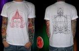 O tatuagem projeta t-shirt & roupa do tatuagem