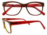 Montatura per occhiali Handmade di vetro ottici di Eyewear dell'acetato