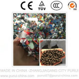Lavatrice di plastica dell'HDPE della bottiglia dello spreco di alta efficienza