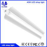 Indicatore luminoso del soffitto LED dell'indicatore luminoso del negozio dell'indicatore luminoso LED del tubo di illuminazione 40W LED del garage di parcheggio