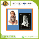 Máquina de gravura a laser 3D Crystal / Glass / Photo