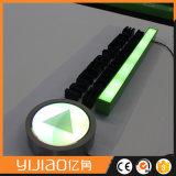 높은 광도 아크릴 정면 Lit 스테인리스 LED 채널 편지