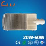 Indicatore luminoso esterno della via LED del fornitore 20watt IP65 dell'oro della Cina
