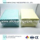 Toalhas descartables de toalhas de limpeza doméstica