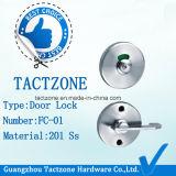 Fabricante Ordinário de aço inoxidável WC Partição Cubículos Door Lock