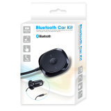 Le véhicule de Bluetooth remet le nécessaire libre avec le chargeur de véhicule