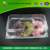 Caixas descartáveis do alimento da parte superior do armazenamento