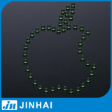 (F) galleggiante solido verde Glassball di 7mm per lo spruzzatore della foschia