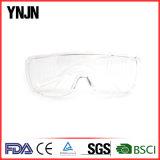 Ynjn Óculos de segurança para soldagem de proteção de olhos de boa qualidade (YJ-B059)