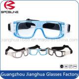 Della fabbrica il panno infrangibile all'ingrosso Eyewear trasparente in linea incornicia altamente la chiarezza degli occhiali di protezione di sicurezza della radura di visione
