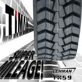 13r22.5 aller Reifen des Stahlradialspeicherauszug-Hochleistungs-LKW-Reifen-TBR