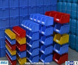 Coffres en plastique empilables bon marché en gros d'usine
