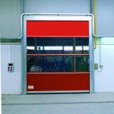 Porta Rápida Rápida de Alta Velocidade do Obturador do Rolo da Tela do PVC do Quarto Frio