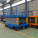 Materialtransport-Hilfsmittel Scissor Aufzug-Plattform