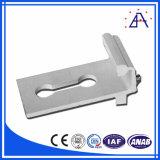 광택 알루미늄 관례 CNC 부속