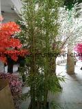 Künstliche Bambuspflanzenim freiengebrauch