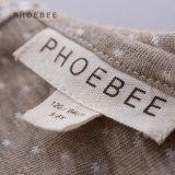 Phoebee gestrickte kleine Großhandelsmädchen kleidet Kleider für Sprung/Herbst
