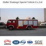 6ton Dongfeng EQ1126kj1 145 de Vrachtwagen Euro3 van de Brand van het Schuim