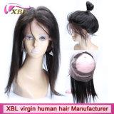 XBL pelo fabricante brasileño de lotes de cabello humano