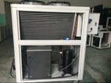 Enfriador industrial enfriado por aire 18kw-59kw para la máquina de moldeo de soplado de la botella plástica