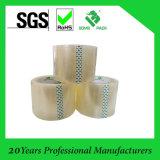 Het acryl Zelfklevende Oplosmiddel baseerde de Acryl Verzegelende Band van het Karton BOPP