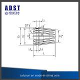 strumento di macinazione di serie dell'anello di 3dvt Er25 per la macchina di CNC