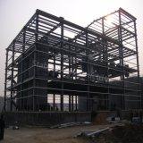 Construção do aço estrutural para a oficina e o armazém