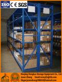 Scaffalatura d'acciaio personalizzata di angolo di bassa potenza per la memoria del magazzino