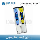 Appareil de contrôle de conductivité de Digitals d'aquarium de laboratoire avec l'écran contre éclairé (CD-989)