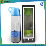 Nuevo altavoz de múltiples funciones creativo de Bluetooth con la botella de agua y el compás