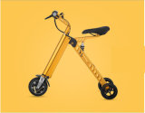 一義的な電気スクーター、2つの車輪のリチウム電池の電気小型Foldableスクーター(ES-033)