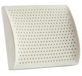 Cuscino di sostegno lombare per la presidenza dell'ufficio o sede di automobile con la gomma piuma del lattice di ventilazione naturale di 100%