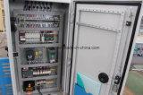 Máquina de dobra inoxidável hidráulica da placa Wc67y-100X6000 de aço
