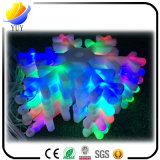 Beautiful All Kinds of The Colorful LED String Lights pour cadeaux promotionnels et décoration de Noël