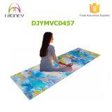 Oceaan Grafische Afgedrukte Ideal van de Mat van de Yoga van het Natuurlijke Rubber voor de Mat van de Meditatie