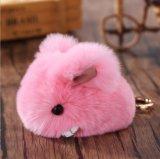 Coniglio Keychain della peluche dell'OEM