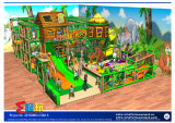 Glückliche Kind-Unterhaltungs-Innenspielplatz